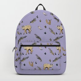 Woodland Creatures from an Imaginary Forest Backpack