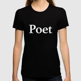 Poet inverse edition T-shirt