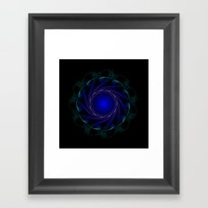 Circle Study No. 471 Framed Art Print
