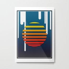 emperor of the sun Metal Print