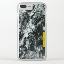 Negatives I Clear iPhone Case