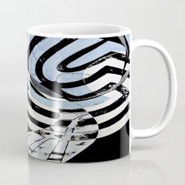 Night Owl Surfers Coffee Mug