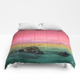 Tropical Croc Comforters
