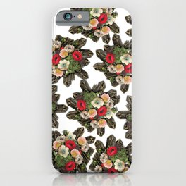 Crystal Bloom iPhone Case