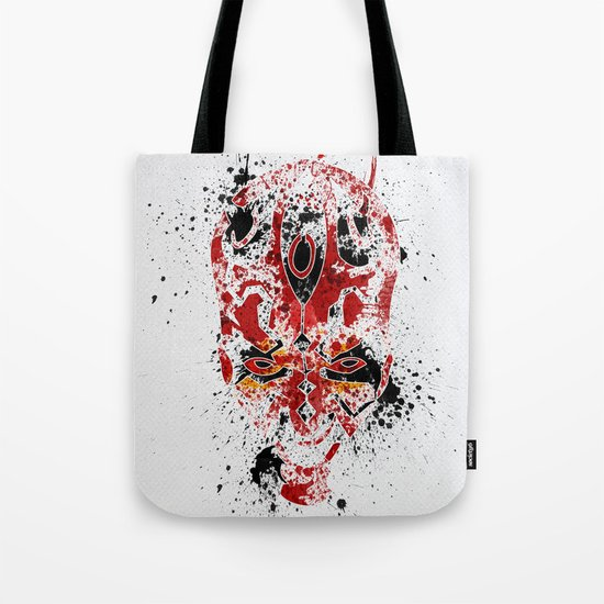 Red Rage Tote Bag