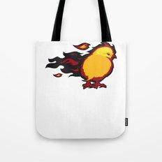 Firechicken Tote Bag