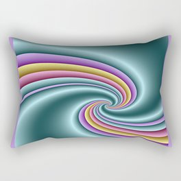 3D for duffle bags and more -31- Rectangular Pillow