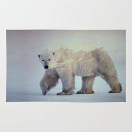 Arctic: Polar Bear Rug