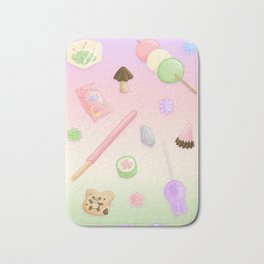 Weeaboo Candy Bath Mat