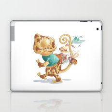 Finding Treasure Island Laptop & iPad Skin