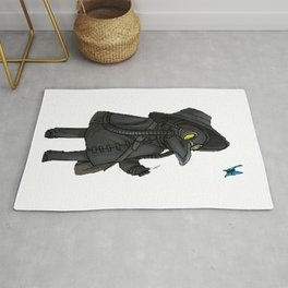 Plague Baby Doctor Rug