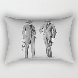 Mafia Animals Rectangular Pillow