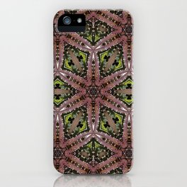 Lace Cactus iPhone Case