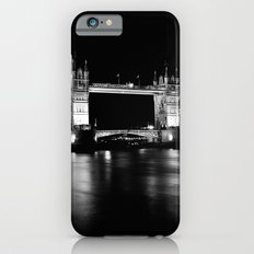 Tower Bridge London at Night iPhone 6s Slim Case