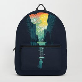 I Want My Blue Sky Backpack