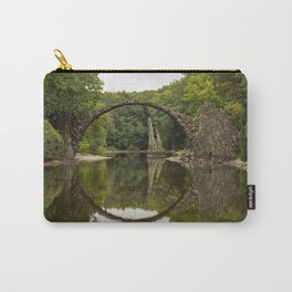 Rakozbrucke Lake Landscape Carry-All Pouch