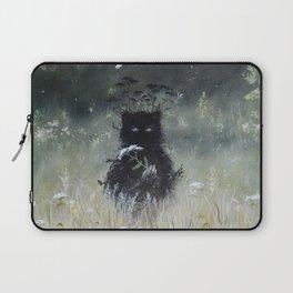 Nature Spirit - painting Laptop Sleeve
