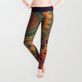 Mandala 478 Leggings