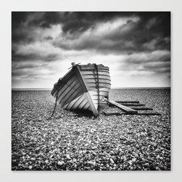 Beached Canvas Print