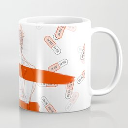 meltdown Coffee Mug