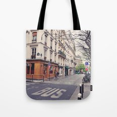 Paris  Tote Bag