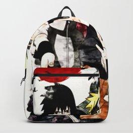 Minimalist Silhouette Hero Backpack