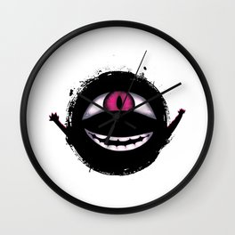 HOMUNCULUS Wall Clock