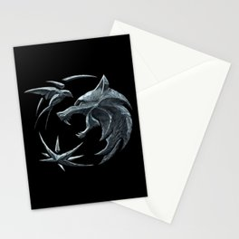 The Witcher Logo Stationery Cards