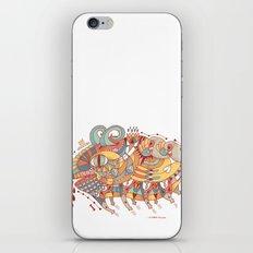 Goat Pig Monster iPhone & iPod Skin