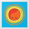Sun by pauricart