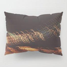 Bay Bridge California Night Pillow Sham