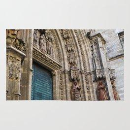 Rustic Church Rug