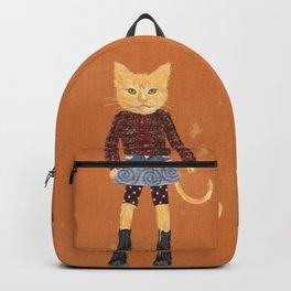 Cat girl Backpack
