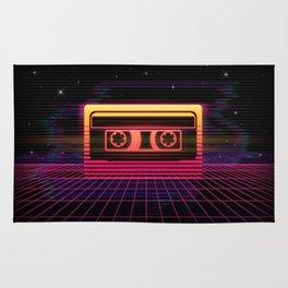 Sunset Cassette Rug