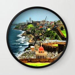 Faith Not Lost Wall Clock