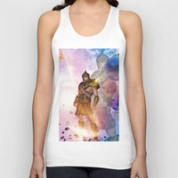 hercules Tank Tops featuring Hercules by nicky2342
