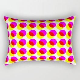 dots pop pattern 2 Rectangular Pillow