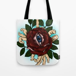 divine eye Tote Bag