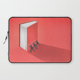 BANNED BOOKS Laptop Sleeve