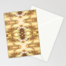 Warm City Lights Stationery Cards