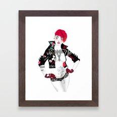 Thriller Framed Art Print