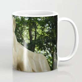 Penn State University Nittany Lion Shrine Color Print Coffee Mug