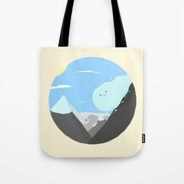 BandNames : The Avalanches Tote Bag