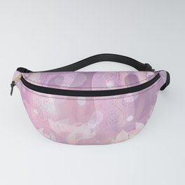 Fantasy Horses In Magical Forest #decor #buyart #society6 Fanny Pack