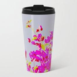flowers full of light Travel Mug