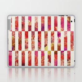 PINK FLORAL ORDER Laptop & iPad Skin