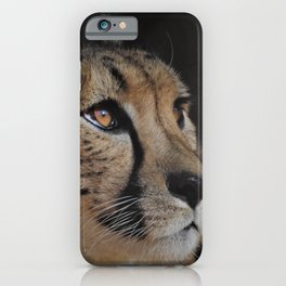 Cheetah Love - Photography iPhone Case