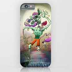 Zombie in Trouble Falling Apart Slim Case iPhone 6s