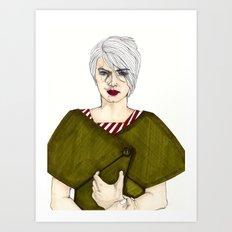Penthouse & Pavements 3 Art Print