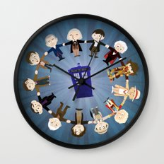Doctors United Wall Clock